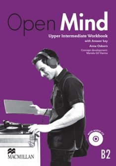 Open Mind Upper Intermediate Workbook and CD Pack with Key