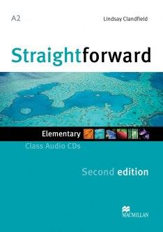 straightforward-2nd-ed-elementary-level-class-audio-cd
