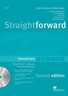 straightforward-2nd-ed-elementary-level-teachers-book-pack
