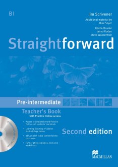 Straightforward pre-intermediate workbook.