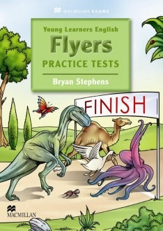 Young Learners English Practice Tests Flyers Student's Book & CD Pack