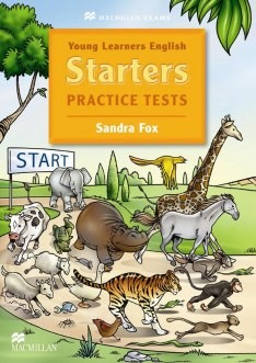 Young Learners English Practice Tests Starters Student 's Book & CD Pack