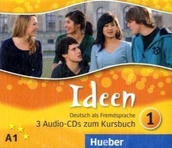 Ideen 1. Audio-CDs zum Kursbuch