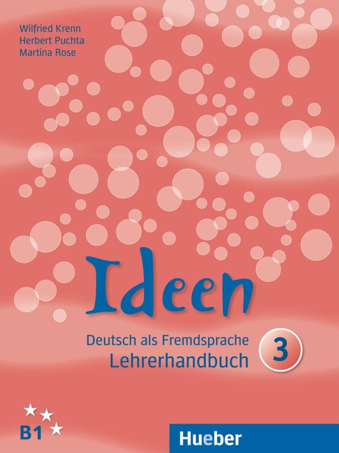 Ideen 3. Lehrerhandbuch