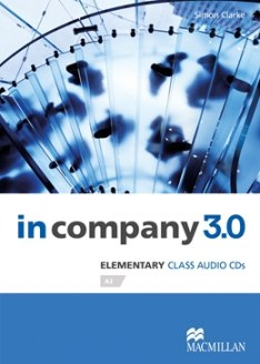 In Company Third Edition Elementary Class CD