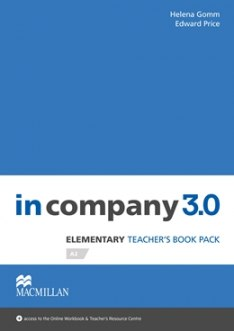In Company Third Edition Elementary Student's Book