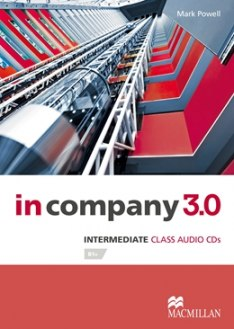 In Company Third Edition Intermediate Class CD