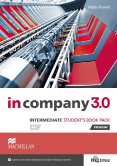 In Company Third Edition Intermediate Student's Book