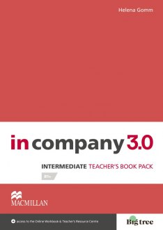 In Company Third Edition Intermediate Teacher's Book