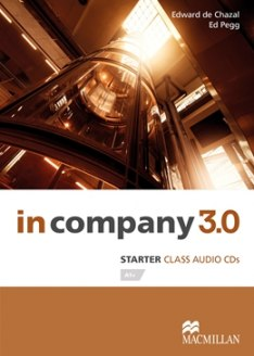 In Company Third Edition Starter Class CD
