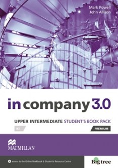 In Company Third Edition Upper-Intermediate Student's Book
