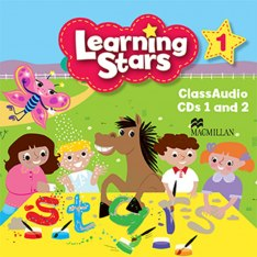 Learning Stars Level 1 Class Audio CD