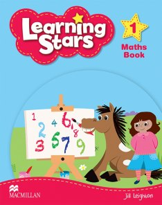 Learning Stars Level 1 Maths Book
