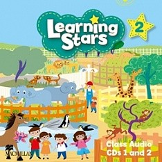 Learning Stars Level 2 Class Audio CD