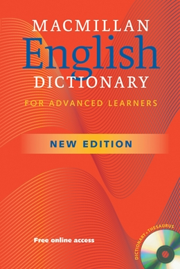 Macmillan English Dictionary Second Edition - Paperback with CD-ROM