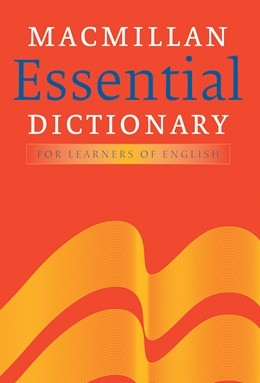 Macmillan Essential Dictionary - British Edition - Paperback with CD-ROM