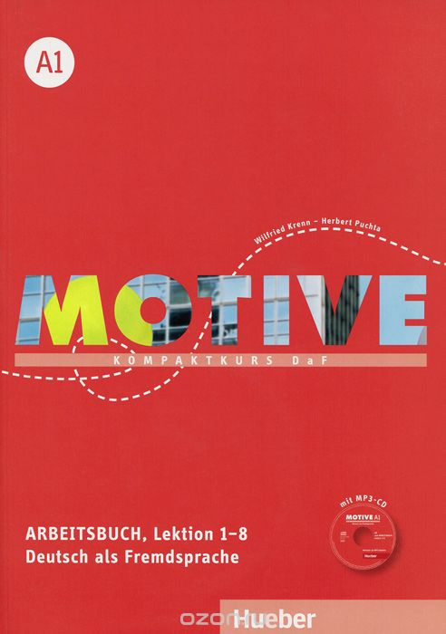 Motive A1 Arbeitsbuch
