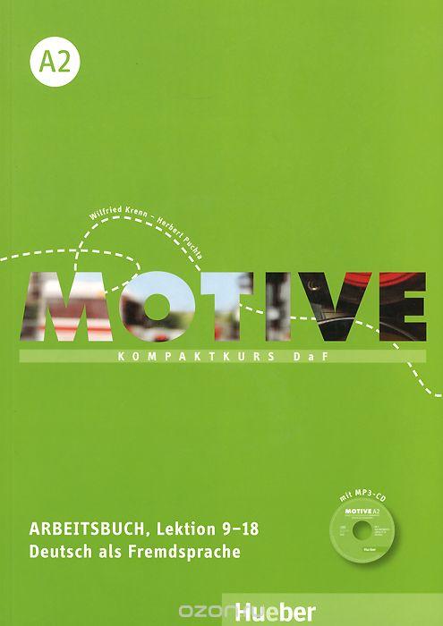 Motive A2 Arbeitsbuch