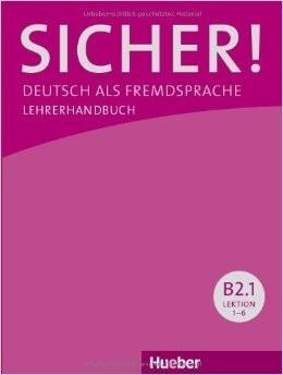 Sicher! B2/1 Lehrerhandbuch