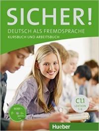 Sicher! C1/1 Kurs- und Arbeitsbuch mit CD-ROM zum Arbeitsbuch