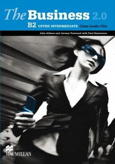 The Business 2.0 Upper-Intermediate Class Audio CD