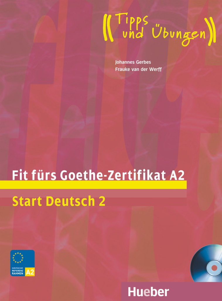 456 грн купить Fit Fürs Goethe Zertifikat A2 Lb Mit Cd Isbn