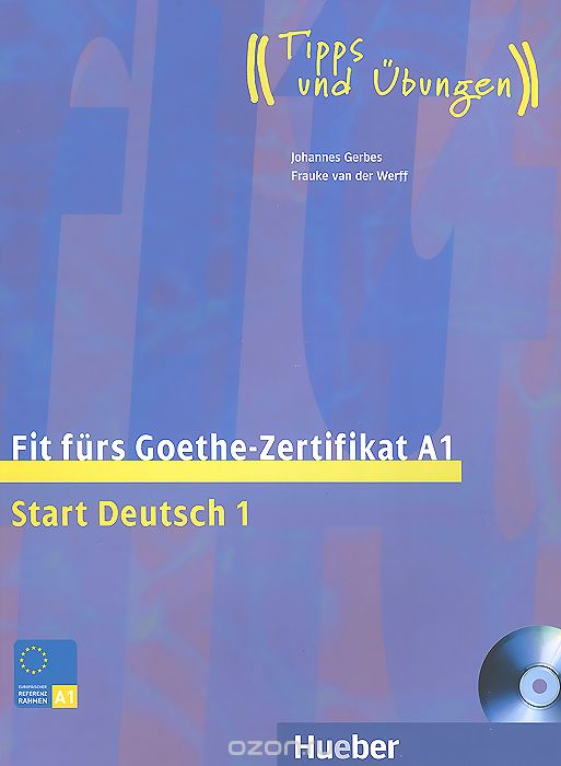 456 грн купить Fit Fürs Goethe Zertifikat A1 Lb Mit Cd Isbn
