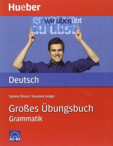 Grosses Übungsbuch Deutsch-Gram. A2-B2