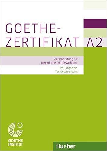 Zertifikat A2. Pruefungsziele