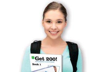 Купить Get 200! — учебник для подготовки к английскому ЗНО