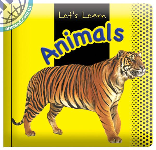 Підручник Medium Padded Books Animals