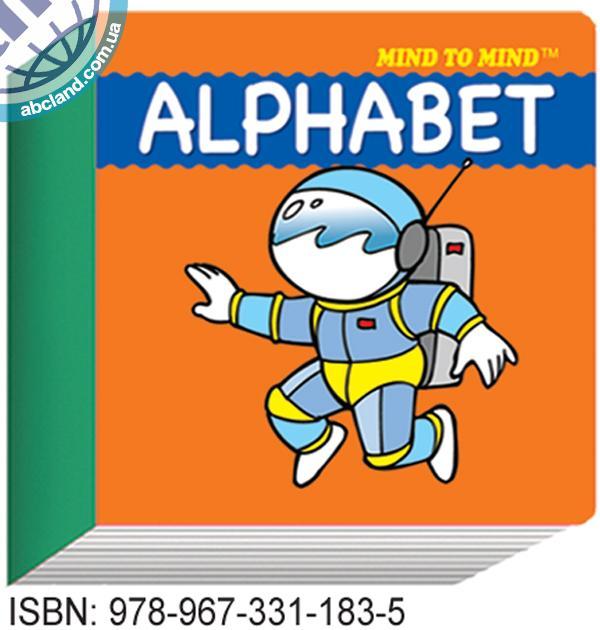 Підручник Mini Block books Alphabet