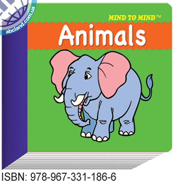 Підручник Mini Block books Animals