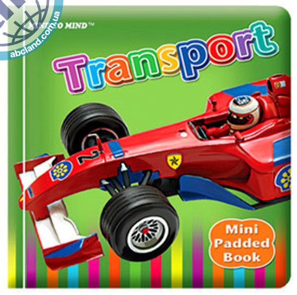 Підручник Mini Padded Books Transport