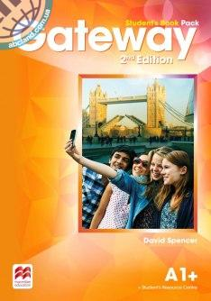 Gateway 2nd Edition A1+ Student's Book Pack