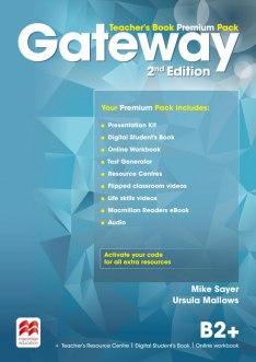 Gateway 2Ed B2+ Teacher's Book Premium Pack
