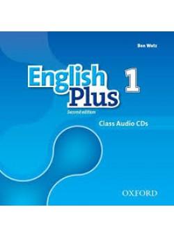 English Plus 1 2nd Edition Class Audio CDs