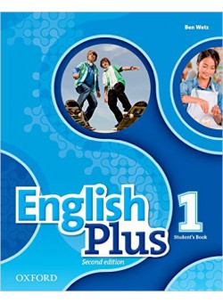 English Plus 1 2nd Edition Student's Book