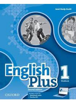 English Plus 1 2nd Edition Workbook with access to Practice Kit