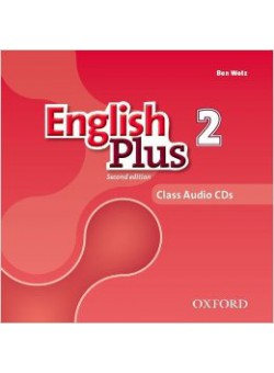 English Plus 2 2nd Edition Class Audio CDs