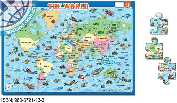Fun With Puzzles The World