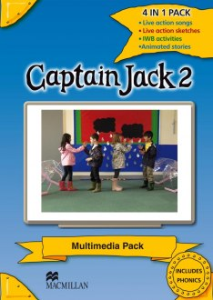 Captain Jack 2 Multimedia Pack