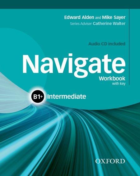 Navigate Intermediate B1+ Workbook with CD (with key)