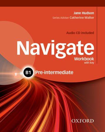 Navigate Pre-intermediate B1 Workbook with CD (with key)