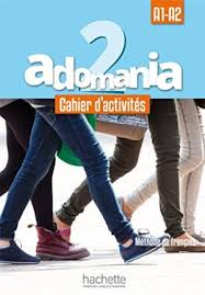 Adomania 2 Cahier d'activites + CD audio + Parcours digital
