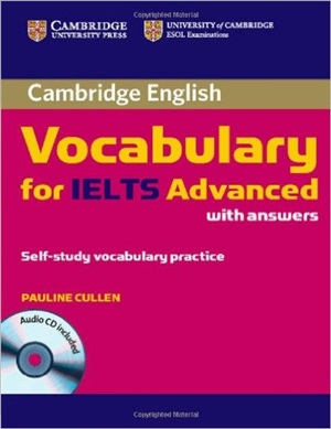 Cambridge Vocabulary for IELTS Advanced Band 6.5 + CD + key