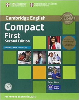 Compact First 2nd Edition SB + key + CD-ROM + Class CDs