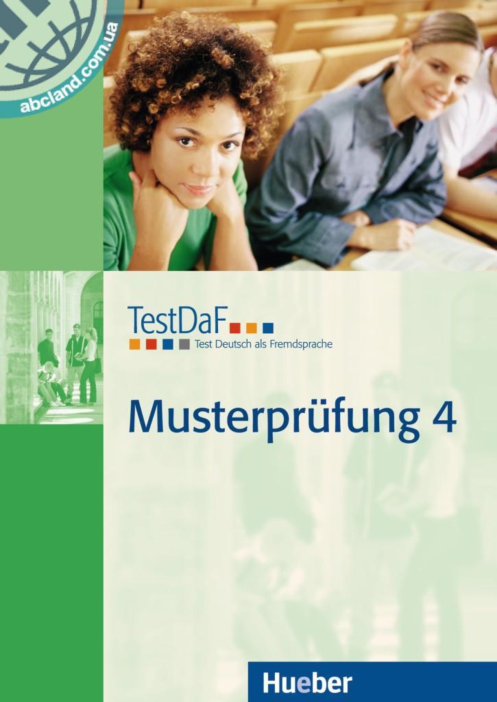 TestDaF Musterprüfung 4 Heft mit CD