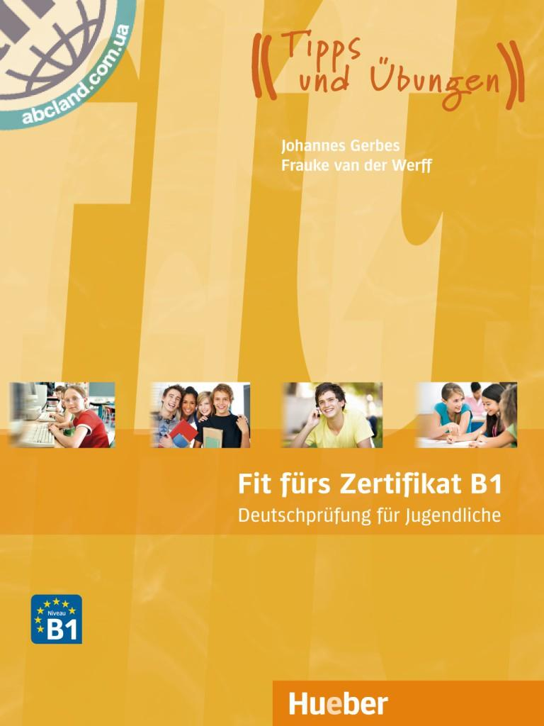 342 грн купить Fit Fürs Zertifikat B1 Deutschprüfung Für