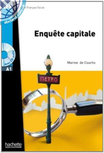A1 Enquete capitale + CD audio MP3 (Decourtis)